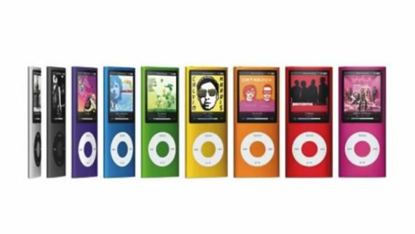 Эволюция дизайна продуктов Apple за 30 секунд