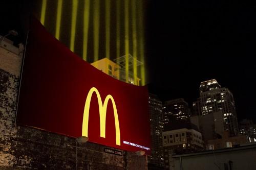 У McDonald's хороши не только гамбургеры
