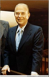 Рей Крок, основатель бренда McDonald's