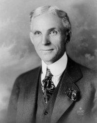 Генри Форд, основатель компании Ford