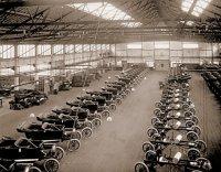 Первый автомобильный завод компании Ford