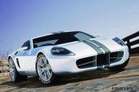 Концепт спорткара Ford GT 2013