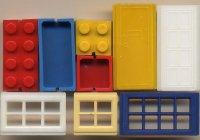 Первые кирпичики от «LEGO», 1949 год