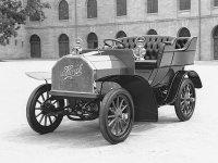 Автомобиль «Horch» 1908 года