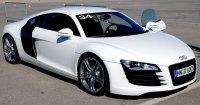 Флагман компании Audi - модель R8