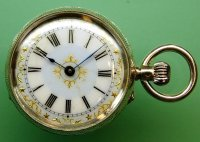 Часы производства «W&D», 1908 год