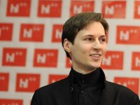 Павел Дуров - Основатель социальной сети вКонтакте