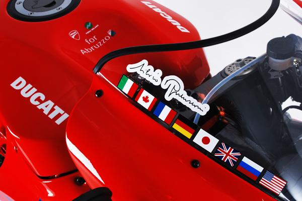 Бренд Ducati