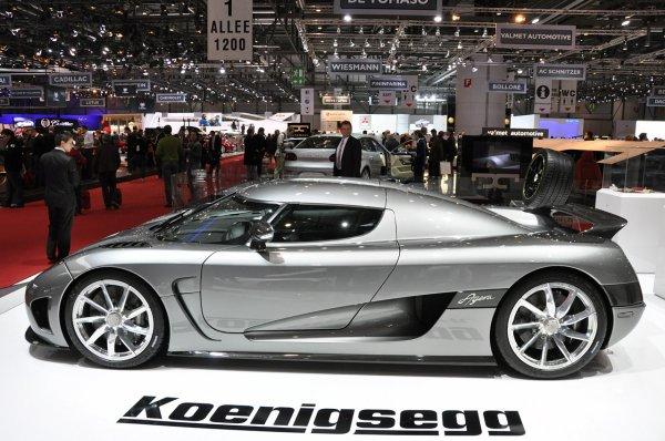Бренд Koenigsegg