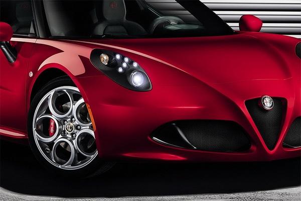 Бренд Alfa Romeo