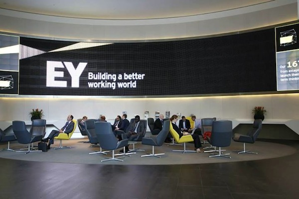 Бренд Ernst&Young