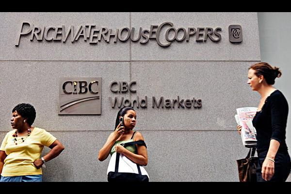 Бренд PriceWaterhouseCoopers