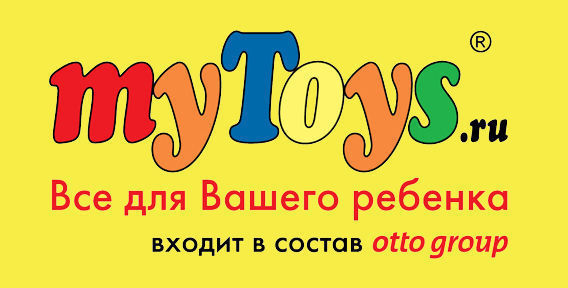 Бренд myToys.ru