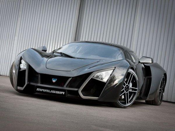 Бренд Marussia Motors