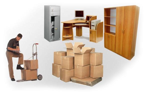 Перевозим мебель