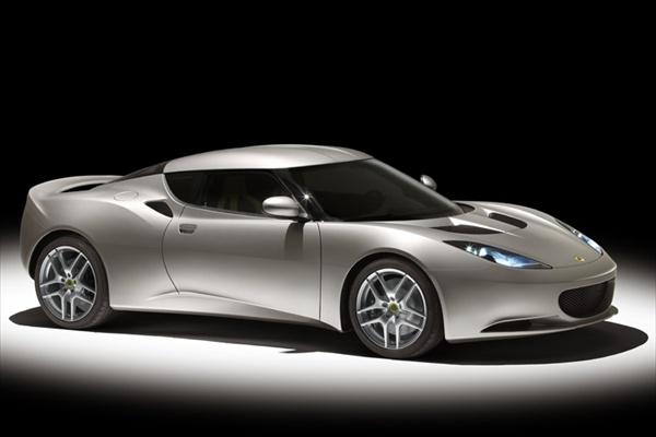 Автомобильный бренд Lotus