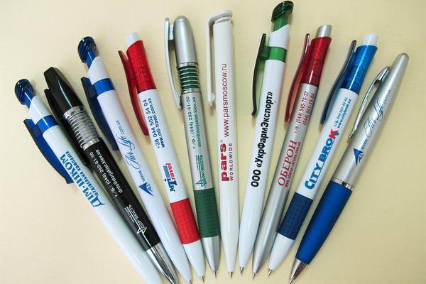 Логотипированные ручки