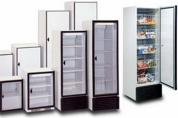 Морозильники и холодильники - найди отличия