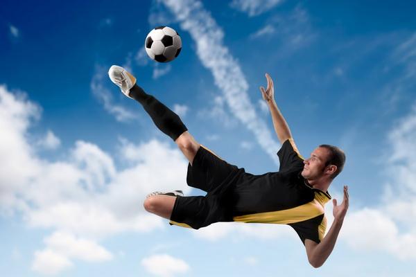 Футбол на диване