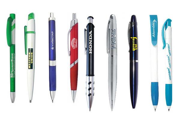 Реклама на ручках - доступно и эффективно!