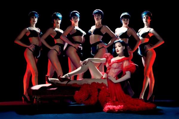 Бренд Crazy Horse (шоу балет)