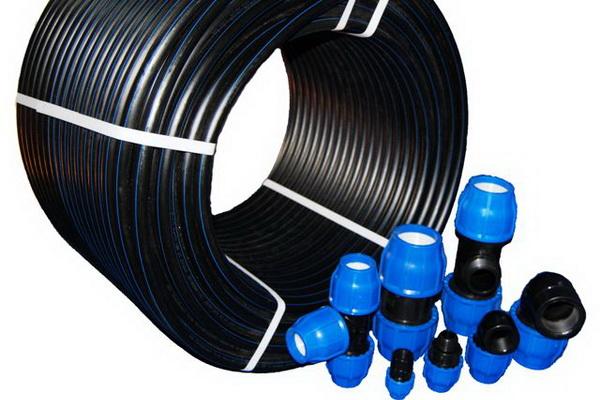 Качественные полиэтиленовые водопроводные трубы в Инжпласт