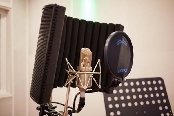 Запись собственной песни в студийном качестве