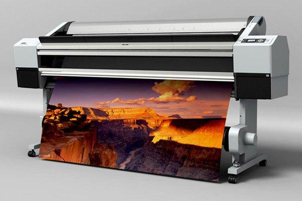 Наша работа – широкоформатная печать всех видов.