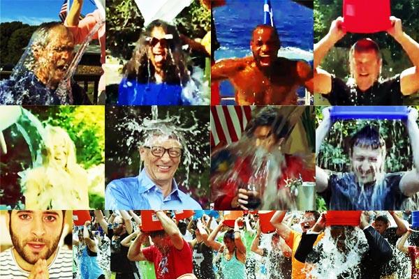 Ice Bucket Challenge стал самой популярной социальной акцией в интернете
