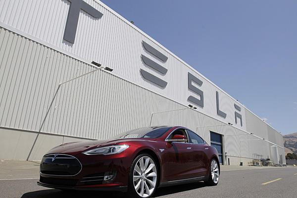 Бренд - Tesla Motors