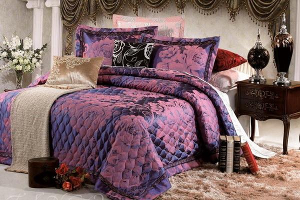 Покрывало - необходимый аксессуар для спальни
