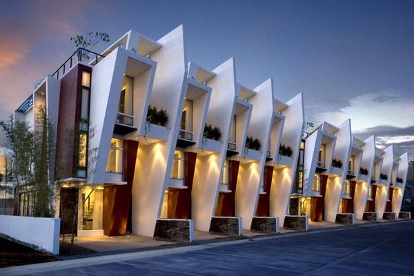 Таунхаус: успешный старт на рынке недвижимости