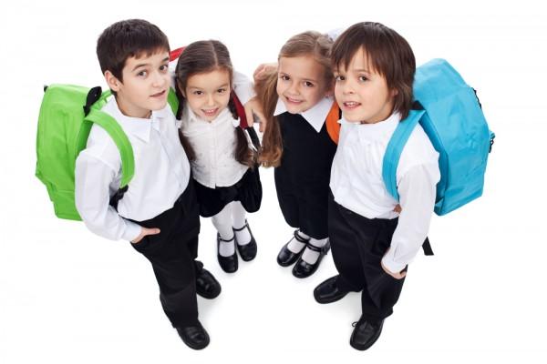 Стильная школьная форма для ребенка