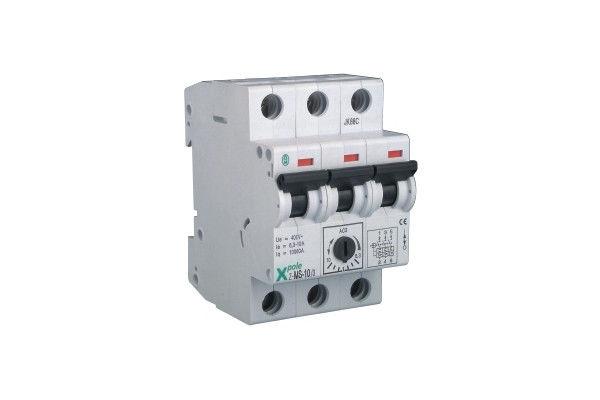 Что такое автоматический выключатель Moeller?