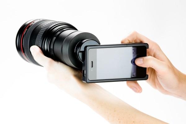 Объектив для iphone и селфи палка