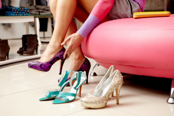 Как правильно подобрать обувь?