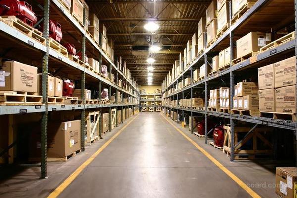 Кто занимается складским хранением?