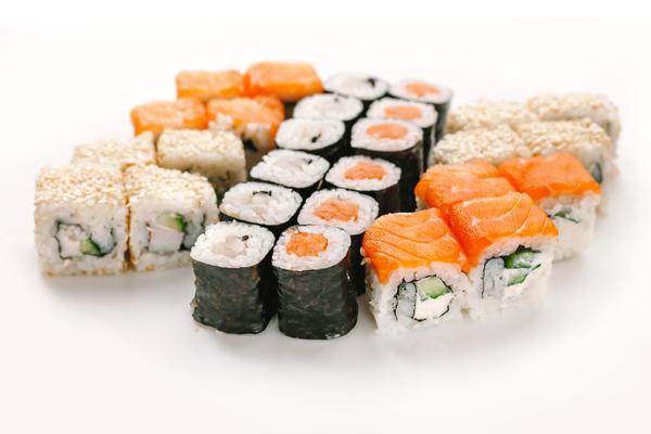 Где делают лучшие суши?