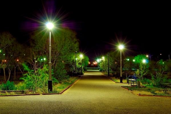 Как выбрать светильники для улицы?