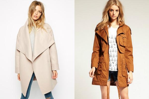Как выбрать женское осеннее пальто?