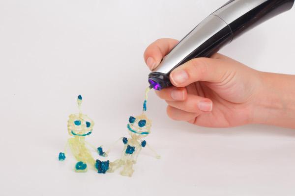 Настоящая находка для художников-декораторов и конструкторов – 3 Д ручка.