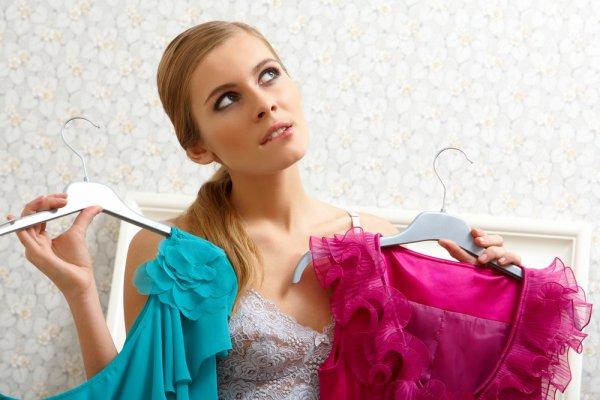 Как выбрать хорошее платье?