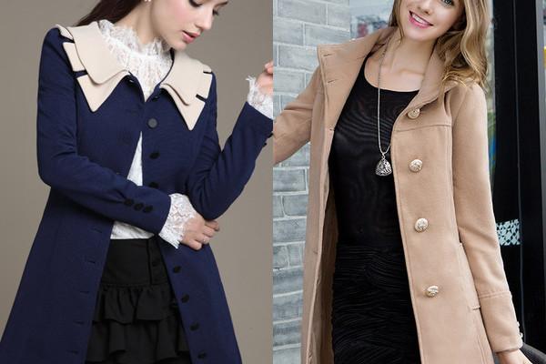 Женское пальто: выбор фасона и материала