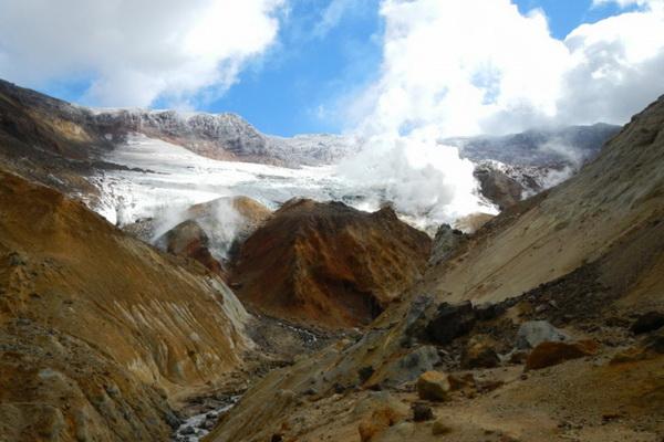 Край вулканов, гейзеров и горных лыж