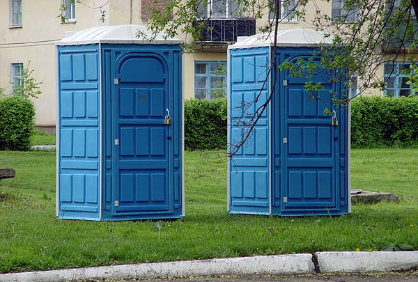 Общественный туалет - бизнес или нет?