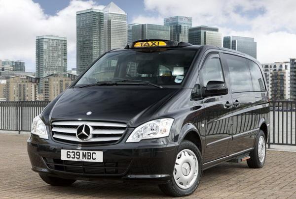 Такси микроавтобус - где такое найти?