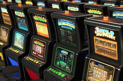 Отличие игровых автоматов