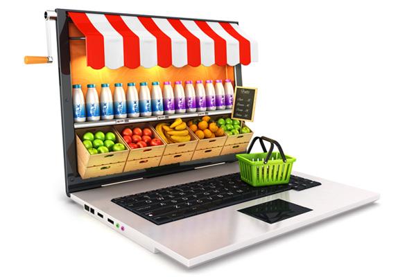 Онлайн закупка продуктов