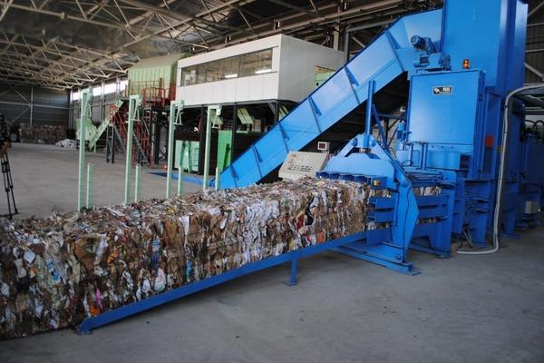 Оборудование для переработки и утилизации мусора