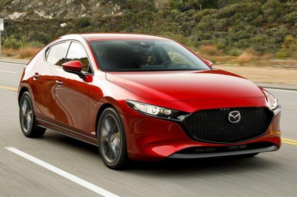 Большой провал Mazda с автомобилями премиум-класса
